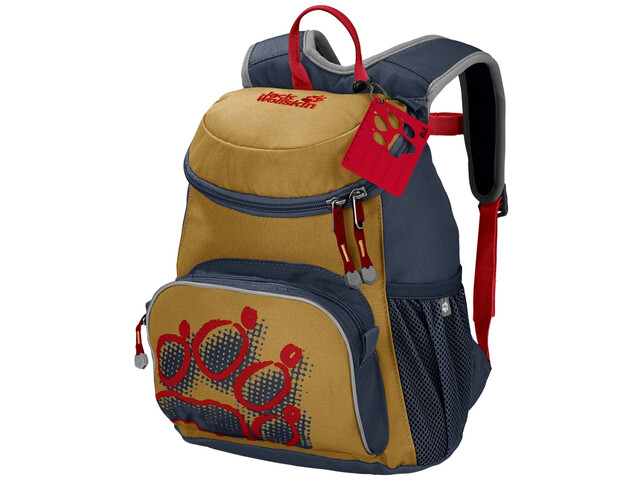Jack Wolfskin Little Joe Backpack Barn golden amber